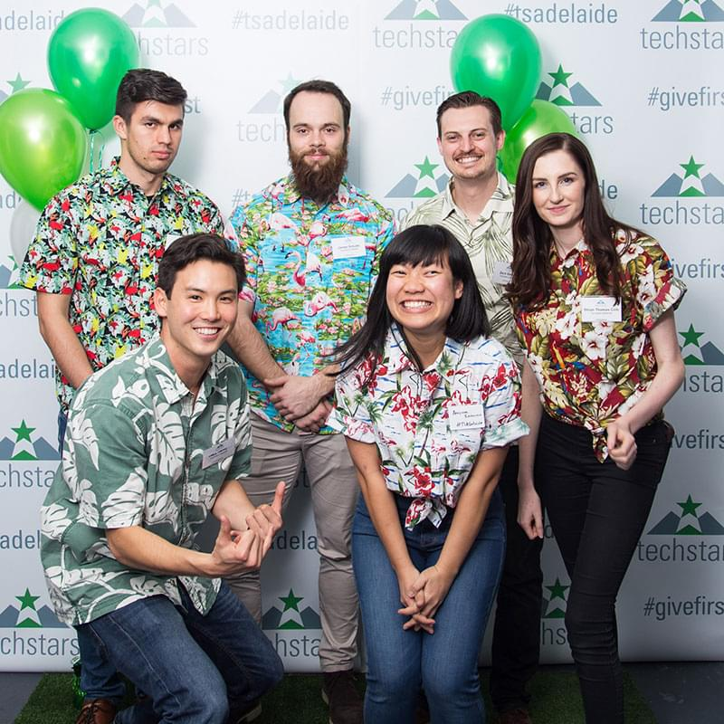 Techstars associates team